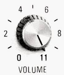 Image result for volume 11